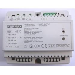 ALIMENTADOR DIN6 100-240VAC/18VDC-3.5A FERMAX