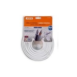 CA0728E CABLE COAXIAL ROLLO 25m