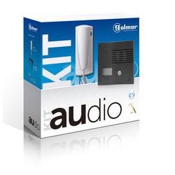 k201GRK Kit antivandalico de audio 4+N -1Vivienda