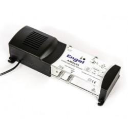 Amplificador SAT FI + PASO V/UHF - 35dB-118dBuV-230Vac