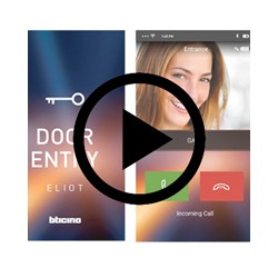 Demo configuración APP Door Entry, Classe 300X13E