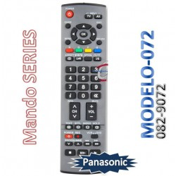 Mando Panasonic Series 072