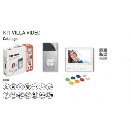 KIT VIDEOPORTERO CLASSE 300X13 PLACA S 3000+ LLAVERO PROXIMIDAD