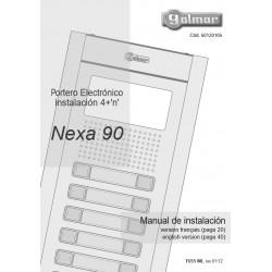 Manual NEXA 4+N