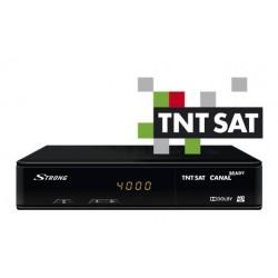 Strong SRT 7404 + Tarjeta TNT 4 años